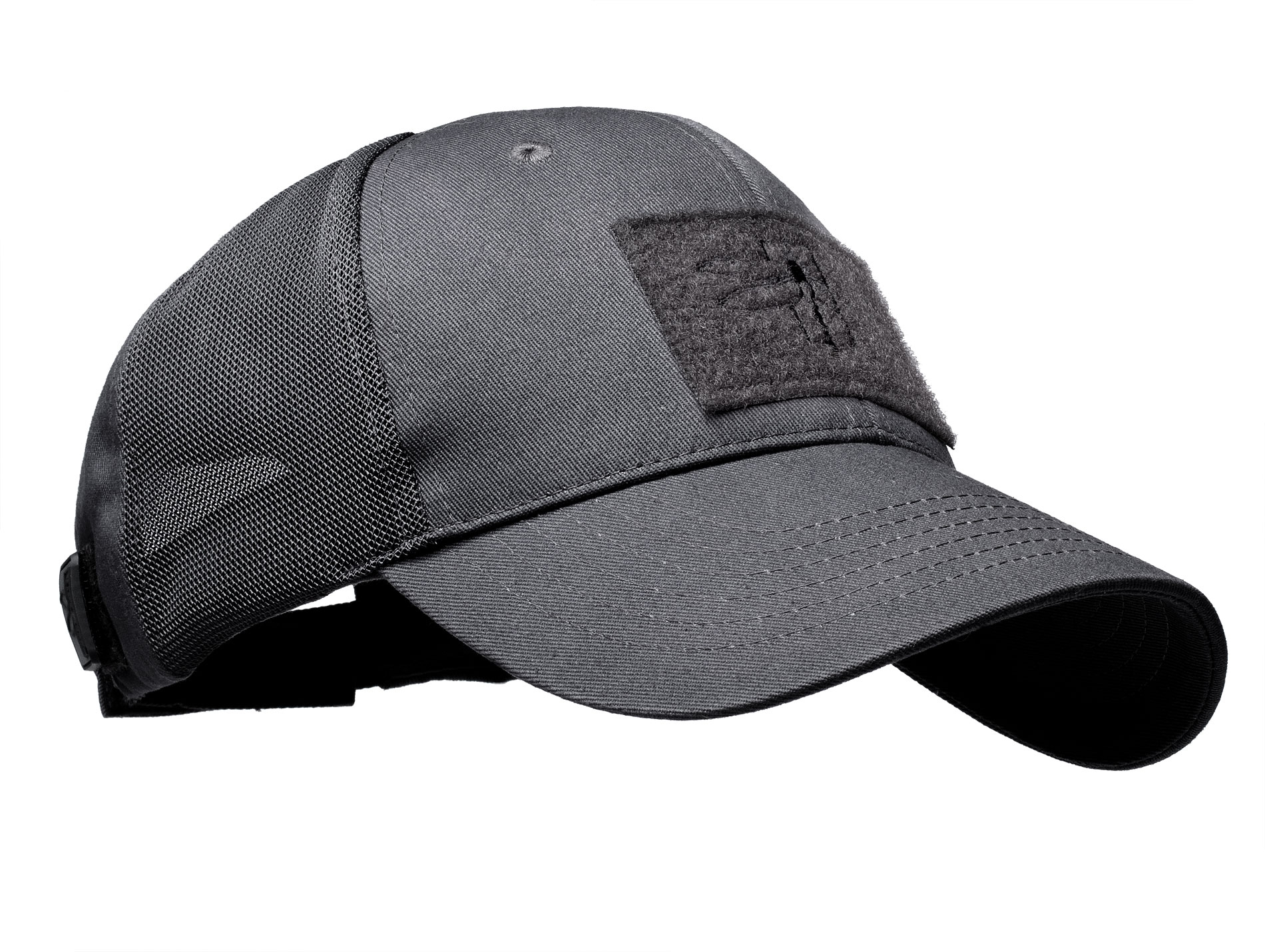 Haley Strategic Troubleshooter Cap Disruptive Grey with Patch