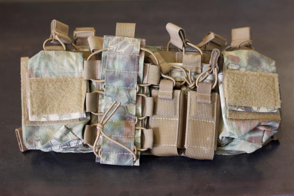 Haley Strategic D3 Disruptive Environments Chest Rig Mandrake