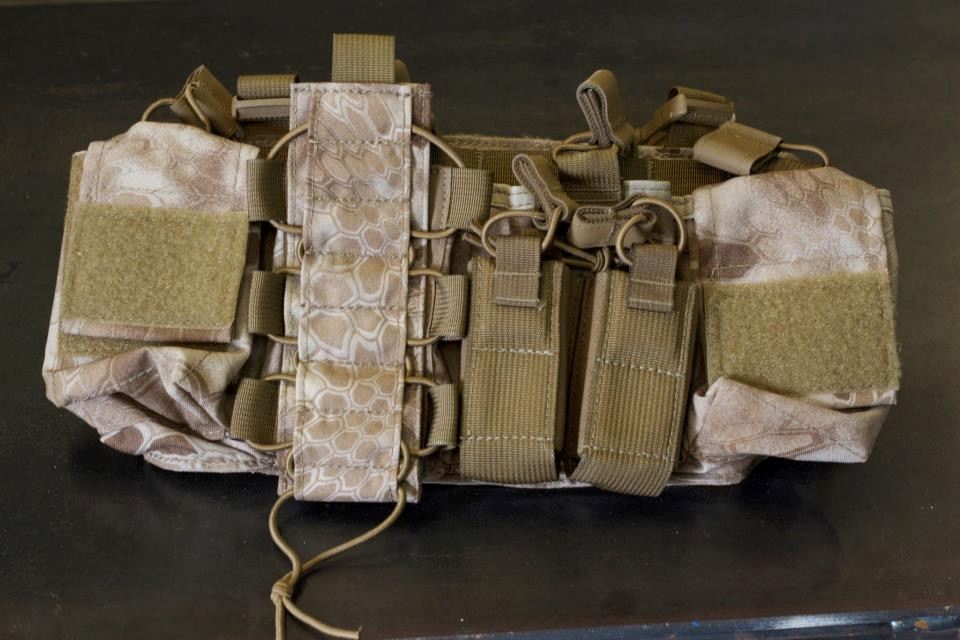 Haley Strategic D3 Disruptive Environments Chest Rig Highlander