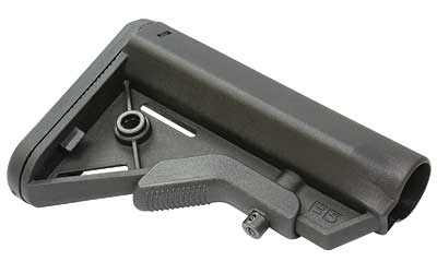 B5 Systems Mil-Spec BRAVO SOPMOD Buttstock for AR15 M4 M16 BLK