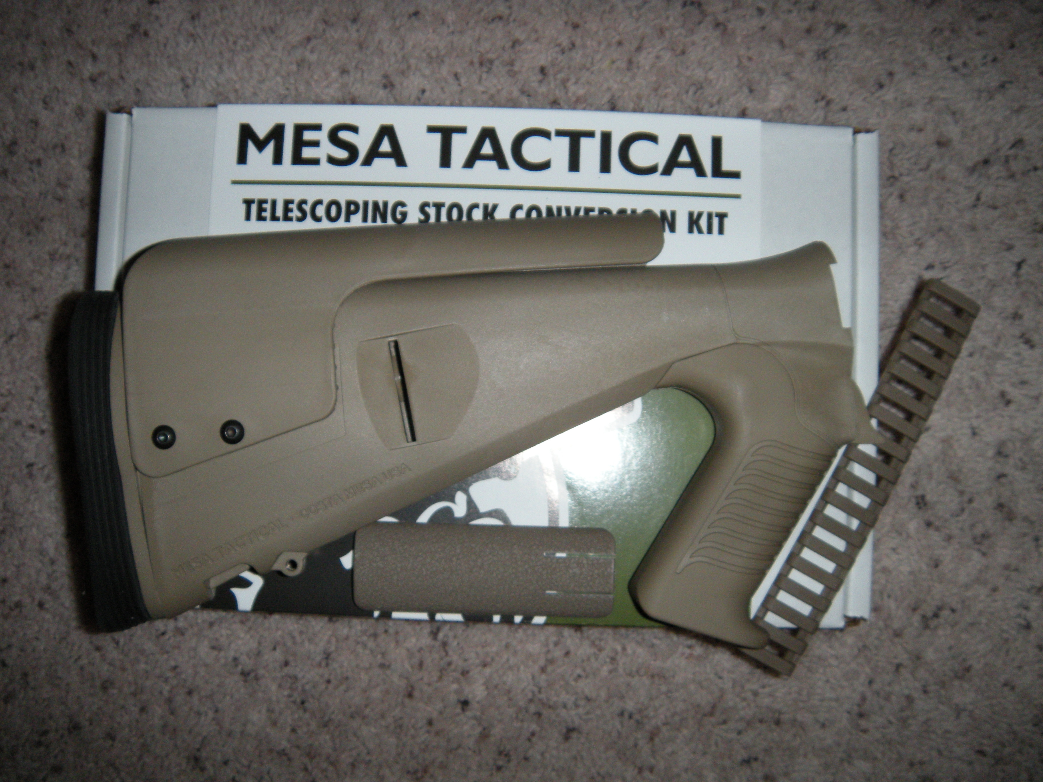 Benelli Tactical Stock Stock For Benelli m4 And