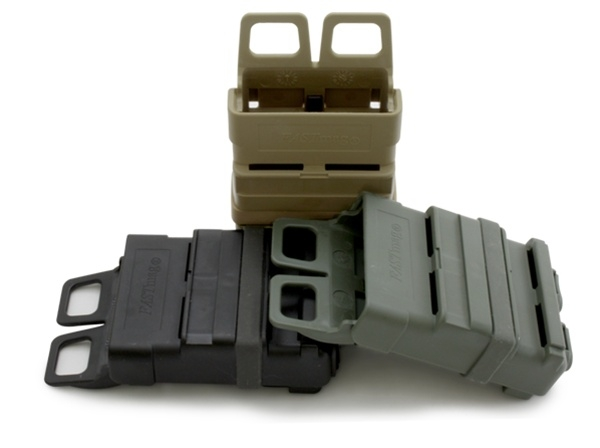 FastMag Gen III/3 .223 5.56 Mag Carrier Duty Belt TAN
