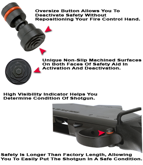 GGG Enhanced Remington Safety