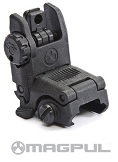 MagPul MBUS Back-Up Sights BLK GEN 2