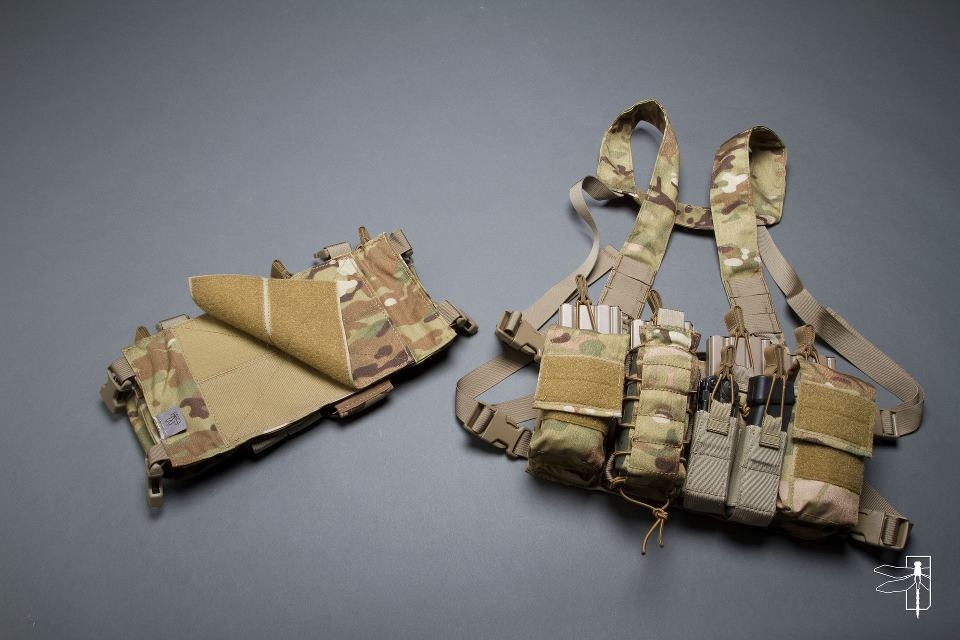 Haley Strategic D3 Disruptive Environments Chest Rig Multicam