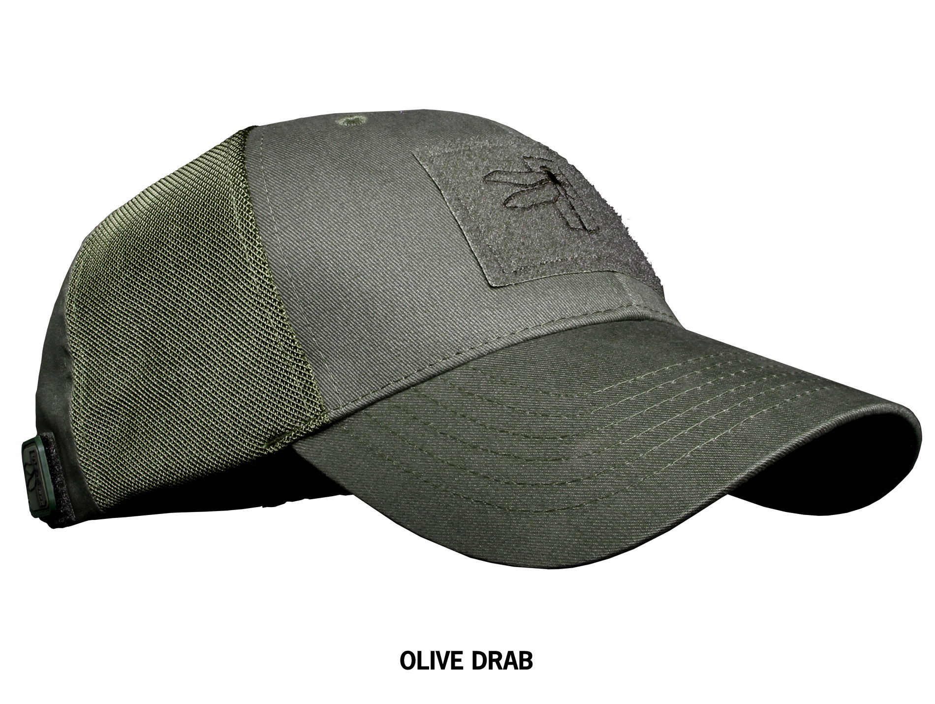 Haley Strategic Troubleshooter Cap OD Green with Patch