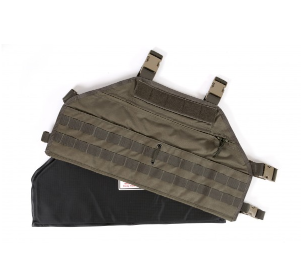 Multi Platform Attack Rack MPAR Level IIIA Soft Armor