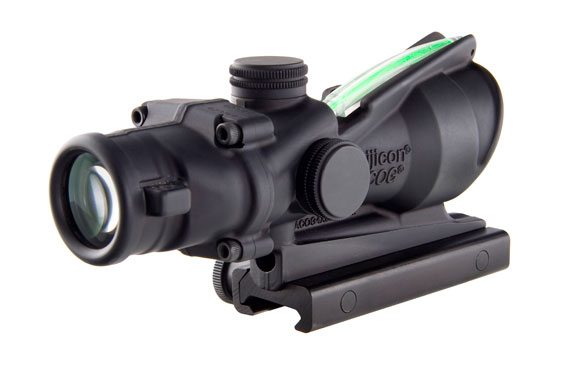 TA31F-G Trijicon ACOG 4x32 Scope Dual Illuminated Green Chevron