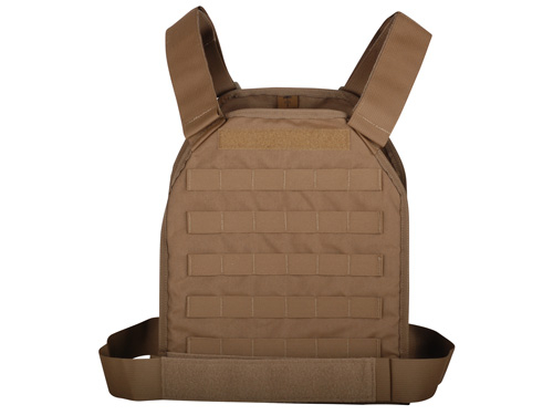 US Palm Defender Level 3A Armor and XL Vest - MOLLE