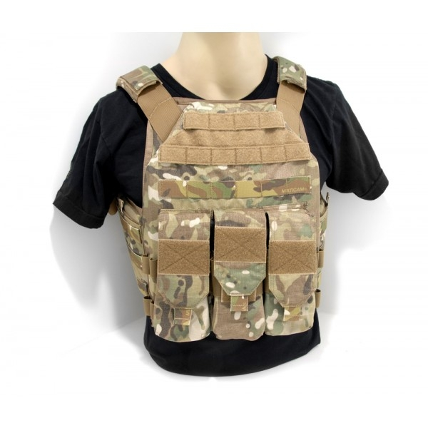 Desert Tracker Plate Carrier (DTPC) by US Palm