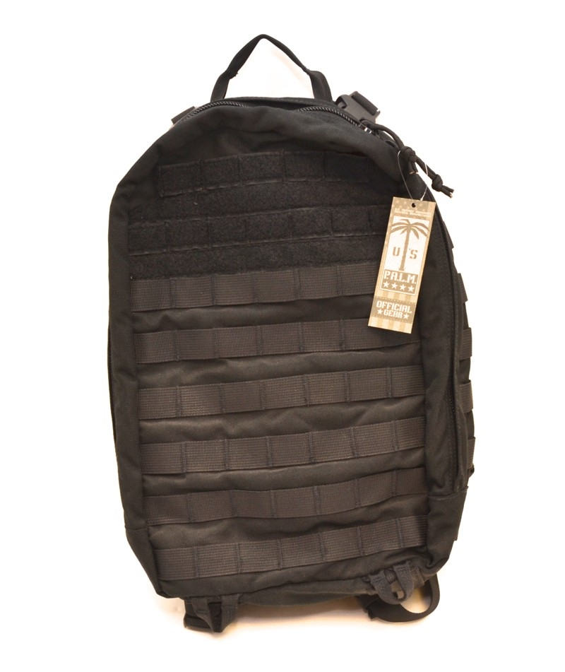 US Palm DRACO Hardened Backpack in Black