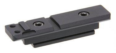 GG&G AR30/50 Armalite Bipod Adapter for 1913 Rails