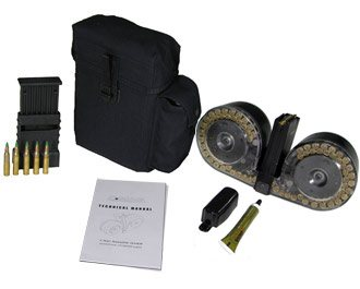Beta 100-Round C-MAG System M16 Clear for M16/M4 Weapon