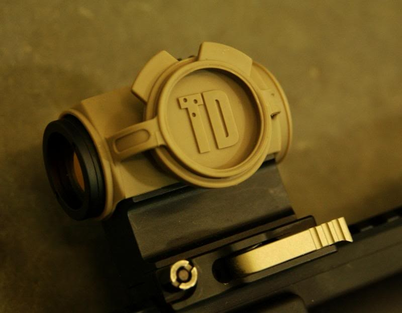 Tango Down IO Cover for Aimpoint T-1 and H-1 Micro Red Dot FDE