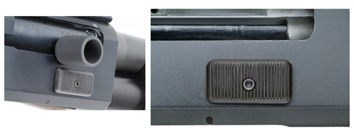 GGG Benelli Tactical Bolt Release Pad