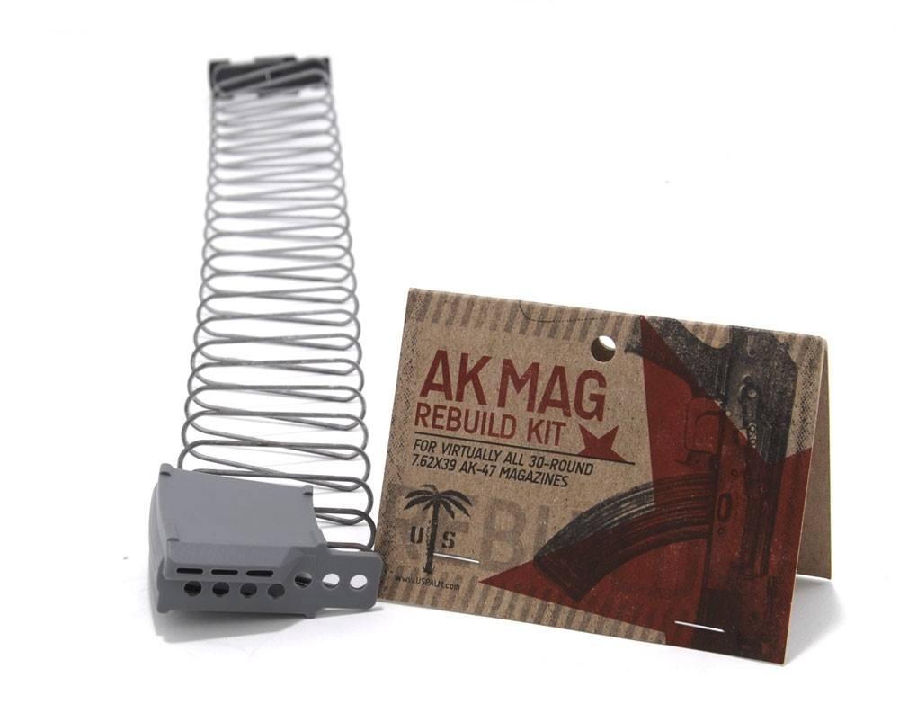 AK-47 Spring Rebuild Kit for any Standard AK Magazine